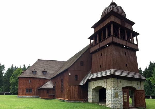 Drevený artikulárny kostol Svätý kríž - Dôležité fakty výskumu predkov evanjelického vyznania